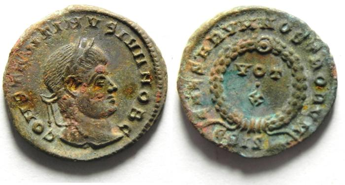 Ancient Coins - CONSTANTINE II AE 3 , VERY NICE
