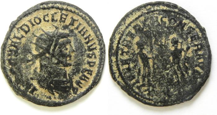 Ancient Coins - DIOCLETIAN ANTONINIANUS