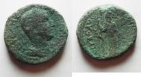 Ancient Coins -  Judaea. Caesarea Maritima under Philip II (AD 247-249). AE 28mm, 19.34g.