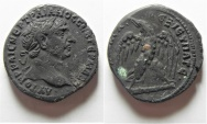 Ancient Coins - PHOENICIA . TYRE. TRAJAN SILVER TETRADRACHM