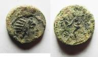 Ancient Coins - SELEUKID AE 13. ANTIOCHOS IV. NICE AS FOUND