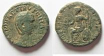 Ancient Coins -  Judaea. Caesarea Maritima under Herennia Etruscilla (AD 249-251). AE 26mm, 13.56g.