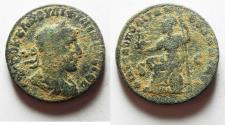 Ancient Coins - DECAPOLIS . ARABIA . PHILIPPOPOLIS. PHILIP I, 244-249 AD. AE 27