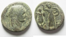 Ancient Coins - Judaea Capta . Domitian AE 26