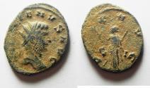 Ancient Coins - ORIGINAL DESERT PATINA: GALLIENUS AE ANTONINIANUS
