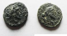 Ancient Coins - Decapolis. Gerasa under Marcus Aurelius (AD 161-180). AE 11