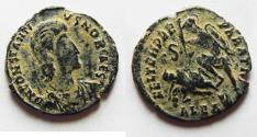 Ancient Coins - CONSTANTIUS II AE CENT. ALEXANDRIA MINT