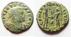 Ancient Coins - Severus II, as Caesar (AD 305–306). AE ANTONINIANUS