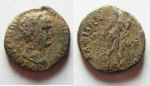 Ancient Coins -  Judaea. Gaba under Trajan (AD 98-117). AE 22mm, 8.13g. Struck in civic year 171 (AD 112/13).