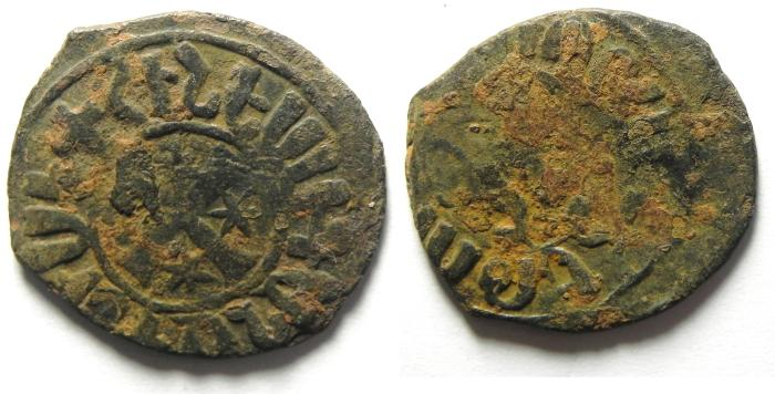World Coins - Armenia AR Takvorin , 14TH CENTURY