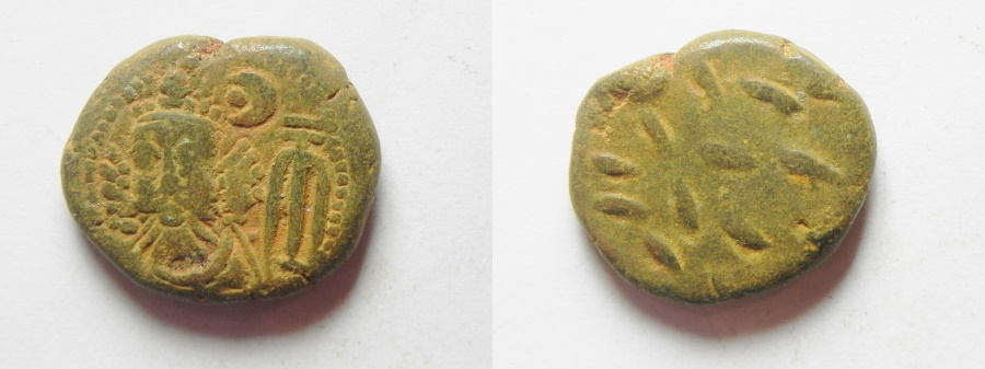 Ancient Coins - Elymais Dynasty, Kamnaskires - Orodes early-mid 2nd Century AD AE Drachm