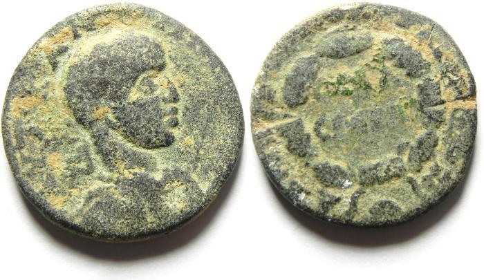 Ancient Coins - PHOENICIA , TYRE , SEVERUS ALEXANDER? AE 24
