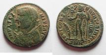 Ancient Coins - LICINIUS I AE 3 . NICE