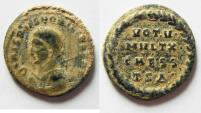 Ancient Coins - NICE AS FOUND. CRISPUS AE 3