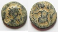 Ancient Coins - ARABIA. PETRA. SEPTEMIUS SEVERUS AE 25