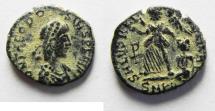 Ancient Coins - Theodosius I (379-395), AE 4