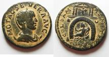 Ancient Coins - Coele-Syria. Damascus under Otacilia Severa (AD 244-249). AE 29mm, 13.78g.