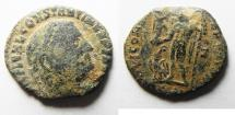 Ancient Coins - CONSTANTINE I AE FOLLIS