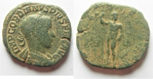 Ancient Coins - GORDIAN III AE SESTERTIUS. ROME MINT