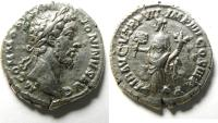 Ancient Coins - COMMODUS SIVER DNARIUS , NICE!