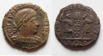 Ancient Coins - CONSTANTINE II AE 3. ROME MINT