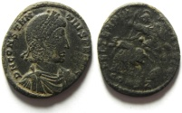 Ancient Coins - CONTANTINTIUS II AE 3