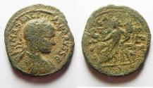Ancient Coins -  Judaea. Aelia Capitolina under Severus Alexander (AD 222-235). AE 24mm, 7.41g.