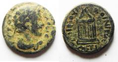 Ancient Coins - ROMAN PROVINCIAL. Phoenicia. Tyre. Pseudo-autonomous issue.  AE 26mm, 14.19g. Struck second century AD.