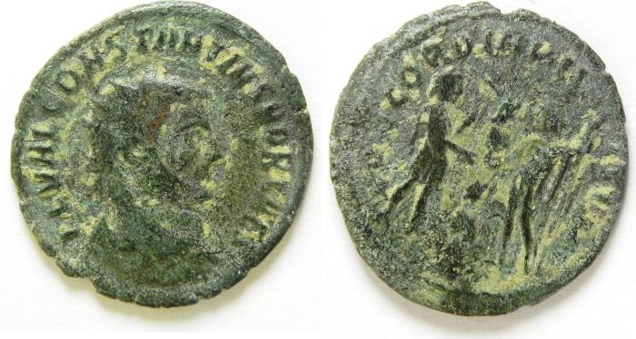 Ancient Coins - CONSTANTIUS I AE ANTONINIANUS