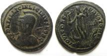 Ancient Coins - LICINIUS II AE FOLLIS , SCARCE