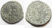 Ancient Coins - GALERIA AE FOLLIS