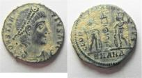 Ancient Coins - CONSTANS AE 4 . NICE QUALITY. ANTIOCH