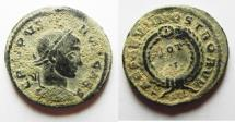 Ancient Coins - BEAUTIFUL CRISPUS AE 3 . AS FOUND
