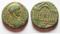 Ancient Coins - PHOENICIA. TYRE. ELAGABALUS AE 28