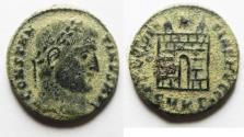 Ancient Coins - AS FOUND. CONSTANTINE I AE 3