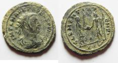 Ancient Coins - AS FOUND. PROBUS AE SILVERED ANTONINIANUS