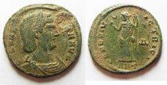 Ancient Coins - GALERIA VALERIA AE FOLLIS