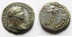 Ancient Coins - ROMAN IMPERIAL. TRAJAN SILVER DENARIUS