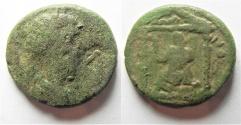 Ancient Coins - Arabia Petraea, Petra. Septimius Severus. A.D. 193-211. AE 23