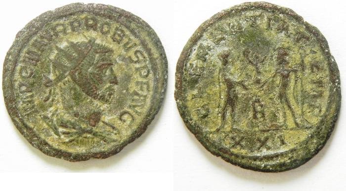 Ancient Coins - PROBUS ANTONINIANUS