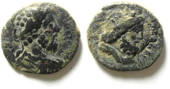 Ancient Coins - Judea, Aelia Capitolina, MARCUS AURELIUS , AE25