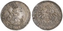 World Coins - Austria, Holy Roman Empire, Ferdinand I AR Taler, VF+ toned, 1521 - 1564