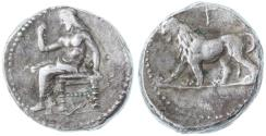 Ancient Coins - Babylon, Alexandrine Empire, Seleukos I as Satrap AR Stater or Double Shekel, VF, 321 - 315 B.C.E.