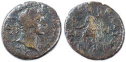 Ancient Coins - Tiberias, Hadrian Biblical City AE, Fine, 118/119 C.E.
