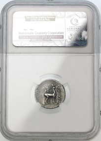 Ancient Coins - Ephesos, Ionia AR