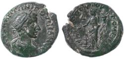 Ancient Coins - Tomis, Moesia Inferior, Gordian III AE Tetrassarion, About Extremely Fine, 238 - 244 C.E.