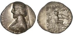 Ancient Coins - Phraates III AR Drachm (Darius), Near EF, Very SCARCE, Susa Mint, 70 - 57 B.C.E.