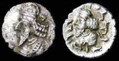 Ancient Coins - Persis, Napad ( Kapat )  AR Obol, Good Very Fine, Circa. 1st Century B.C.E.
