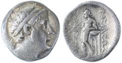 Ancient Coins - Seleukos II Kallinikos AR Drachm, RARE!, VF, Sardes Mint, 246 - 241 B.C.E.