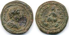 Ancient Coins - Mallos, Cilicia, Commodus AE, Very Scarce GVF, 177 - 192 C.E.